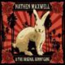 WHITE RABBIT NATE MAXWELL, Vinyl LP