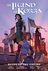 The Legend Of Korra: Ruins...