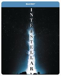 Interstellar, (Blu-Ray)