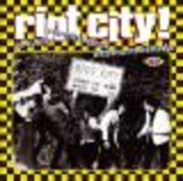 RIOT CITY -31TR- ROCKING NORTH-WEST INSTRUMENTALS Audio CD, V/A, CD