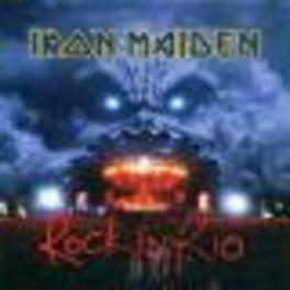 ROCK IN RIO INCL.ENHANCED 'BACKSTAGE'& LIVE VIDEO BRAVE NEW WORLD Audio CD, IRON MAIDEN, CD