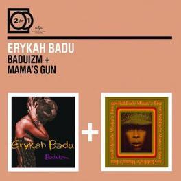 BADUIZM/MAMA'S GUN 2 FOR 1 SERIE Audio CD, ERYKAH BADU, CD