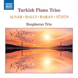 TURKISH PIANO TRIOS WORKS...