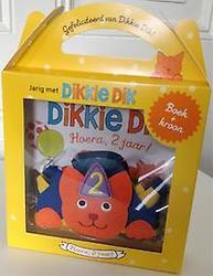 Jarig met Dikkie Dik -...