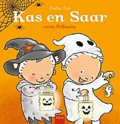 Kas en Saar vieren Halloween