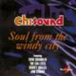 CHI SOUND/SOUL FROM THE W WINDY// 15TR. PROD. BY CARL DAVIS FOR HIS CHI-SOUND LAB Audio CD, V/A, CD