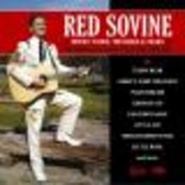 HONKY TONKS, TRUCKERS & T ...TEARS/BILLBOARD COUNTRY CHART HITS 1964-1980 Audio CD, RED SOVINE, CD