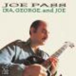 IRA, GEORGE AND JOE Audio CD, JOE PASS, CD