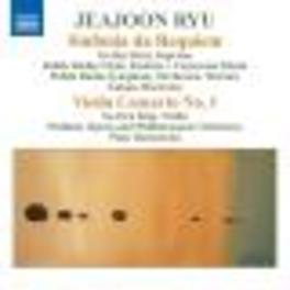 SINFONIA DA REQUIEM Audio CD, RYU, CD