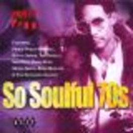 SO SOULFUL '70S -24TR- PREV. UNAV. ON CD:VIVIAN REED/SAM DEES/DEE DEE WARWICK/ Audio CD, V/A, CD