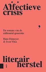 Affectieve crisis, literair...
