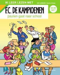 Paulien gaat naar school