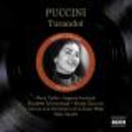 TURANDOT LA SCALA MILAN/TULLIO SERAFIN/CALLAS Audio CD, G. PUCCINI, CD