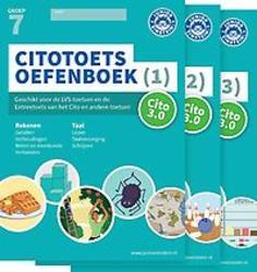 Citotoets Oefenboeken Set -...