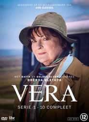 Vera - Seizoen 1-10, (DVD)