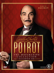 Poirot - Seizoen 1-13 , (DVD)