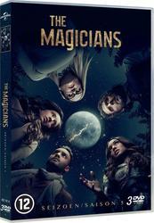 Magicians - Seizoen 5, (DVD)