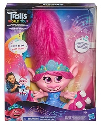 Trolls Dancing Hair Poppy
