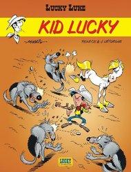 LUCKY LUKE 65. KID LUCKY