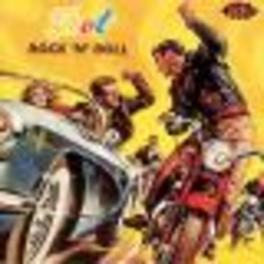 DOT ROCK 'N' ROLL W/NERVOUS NORVUS, BOB DENTON, FIVE BOPS, BILLY ADAMS Audio CD, V/A, CD