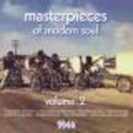 MASTERPIECES OF MODERN 2 .. SOUL 2 Audio CD, V/A, CD