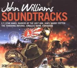 JOHN WILLIAMS SOUNDTRACKS Audio CD, OST, CD