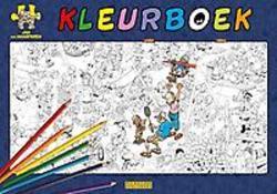 Jan van Haasteren kleurboek