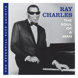 SOUL OF A MAN ESSENTIAL BLUE ARCHIVE Audio CD, RAY CHARLES, CD