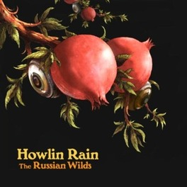 RUSSIAN WILDS HOWLIN RAIN, CD