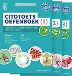 Citotoets Oefenboeken groep...