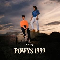 POWYS 1999 -COLOURED-...
