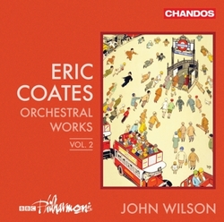 COATES ORCHESTRAL WORKS 2...