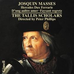 JOSQUIN MASSES: HERCULES...