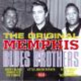 ORIGINAL MEMPHIS BLUES BR ...BROTHERS -W/BOBBY BLAND/JOHNNY ACE/BB KING/IKE TURNE Audio CD, V/A, CD