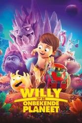 Willy op de onbekende planeet, (DVD)