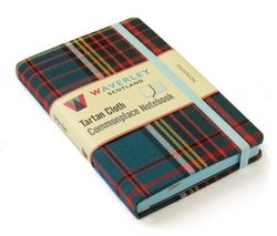 Anderson tartan cloth (pocket)