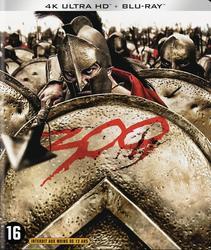 300, (Blu-Ray 4K Ultra HD)