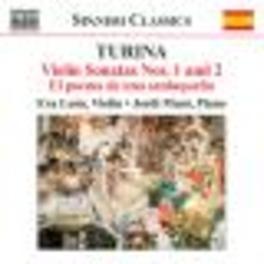 MUSIC FOR VIOLIN & PIANO LEON/MASO Audio CD, J. TURINA, CD