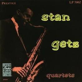 QUARTETS Audio CD, GETZ, STAN -QUARTETS-, CD