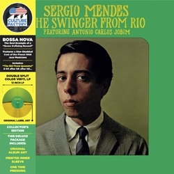 SWIMMER FROM RIO -COLOURE...