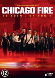Chicago fire - Seizoen 8, (DVD)