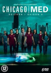 Chicago med - Seizoen 5, (DVD)