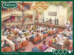Falcon Bingo Hall (1000 stukjes)
