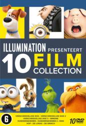 Illumination 10 movie...