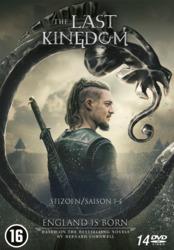Last kingdom - Seizoen 1-4,...