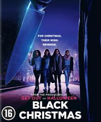 Black christmas, (Blu-Ray)