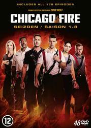 Chicago fire - Seizoen 1-8,...