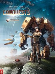 CONQUESTS 03. DECORNUM