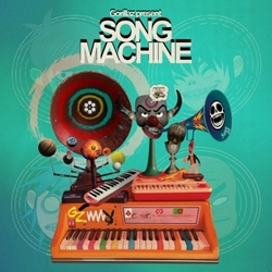 SONG MACHINE,.. -DELUXE- .....