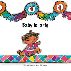 Baby is jarig  (Turks)...